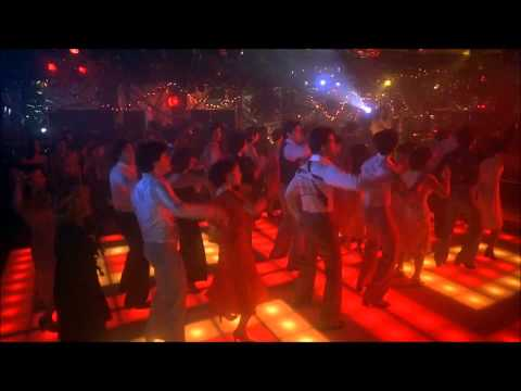 SaturdayNight Fever &More Than a Woman- Bee Gees.
