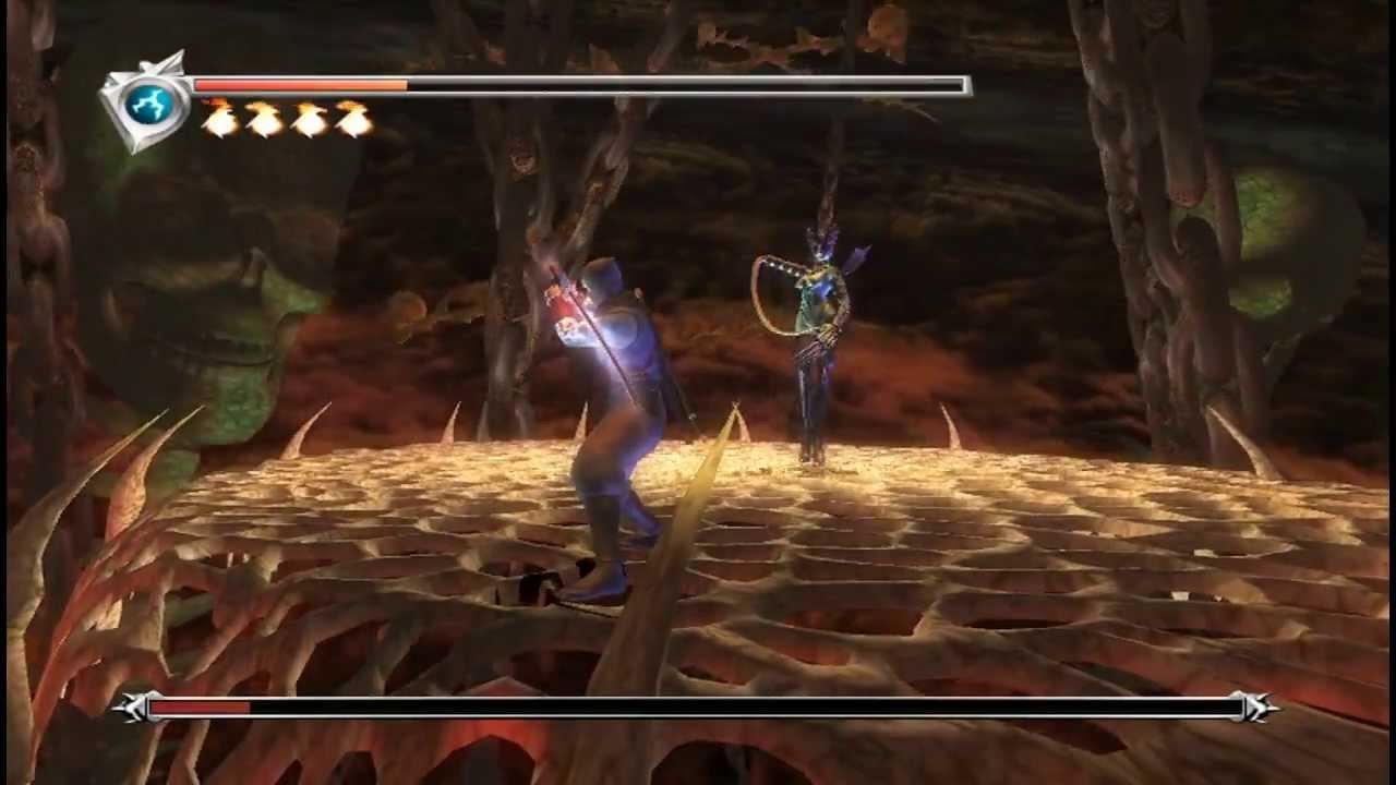 Ninja Gaiden Black Nicchae Ishtaros Marbus Master Ninja No Ninpo Youtube