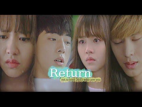 [FMV]-Return-WENDY(Red Velvet) with Yuk Ji Dum Ost.school2015 Who are you