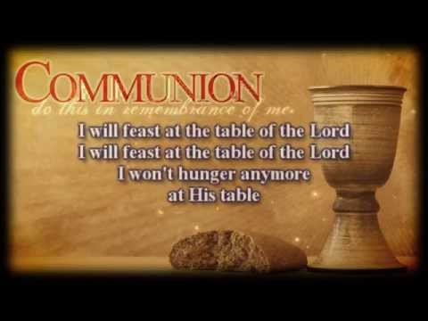 The Table - Chris Tomlin - Worship Video with lyrics