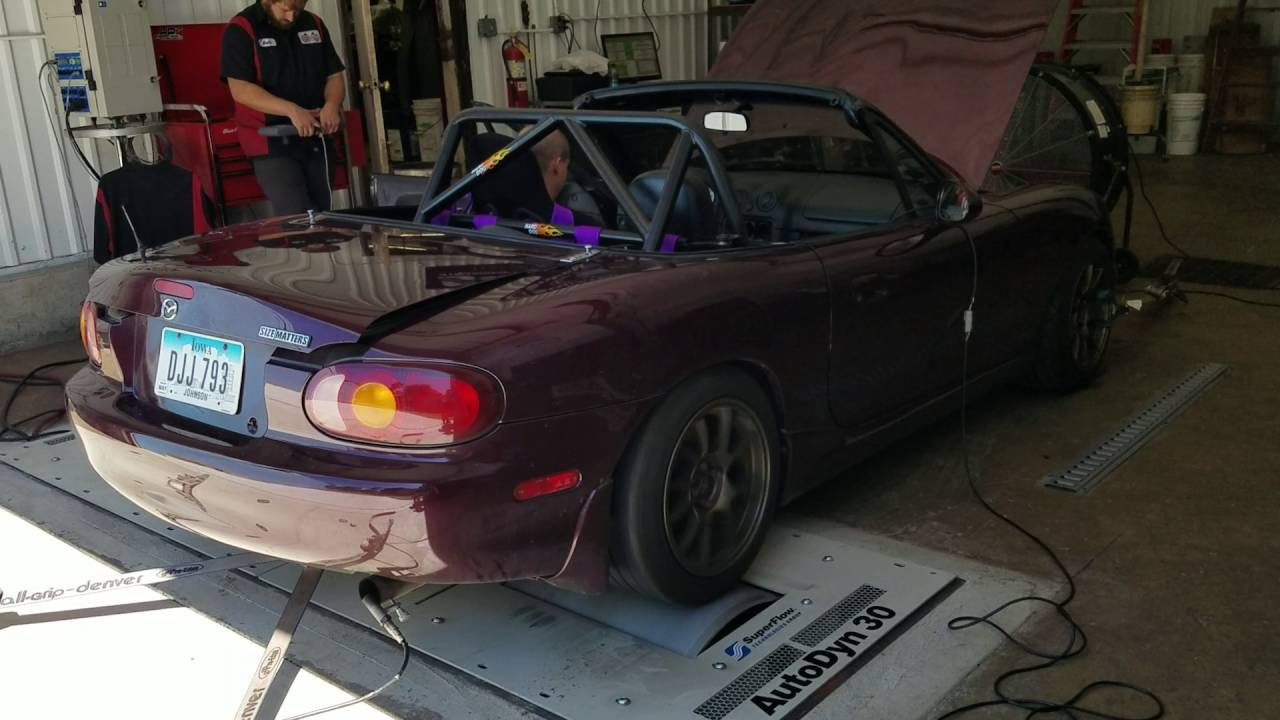 General motors engineer gives us the lowdown on ecotec 2 4 youtube - 2 4l Ecotec Le5 Swapped 2000 Miata On Dyno