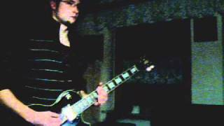 Spiderbait   Black Betty guitar cover