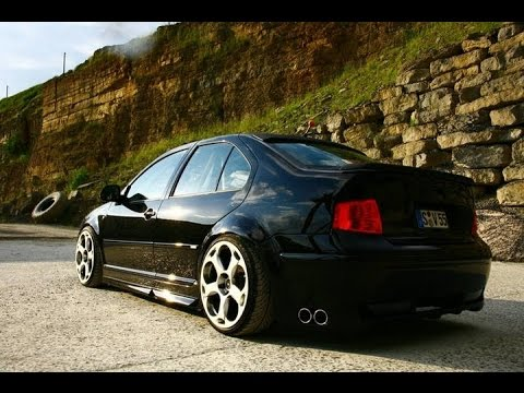 volkswagen bora tuning youtube