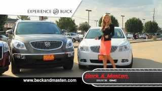 Beck & Masten - Buick GMC - The Buick Experience