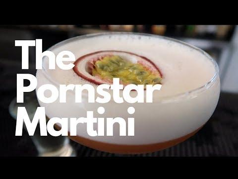 How To Make A Porn Star Martini
