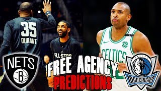 My 2019 NBA Free Agency Predictions