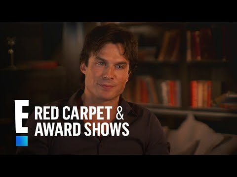 Does Ian Somerhalder Have Babies on the Brain? | E! Live from the Red Carpet