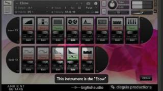 Ambient Guitars - KLI Series