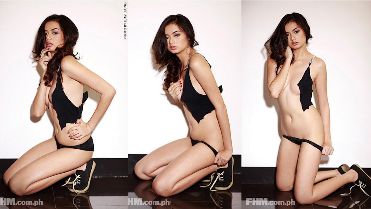 Download Lhea Bernardino Almost Nude FHM 100% Hottie Week 2 Set [Pinay Hotties Prod]
