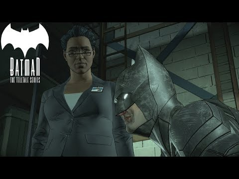WHO'S THE REAL ENEMY!? | Batman: The Enemy Within | Lets Play - Part 4