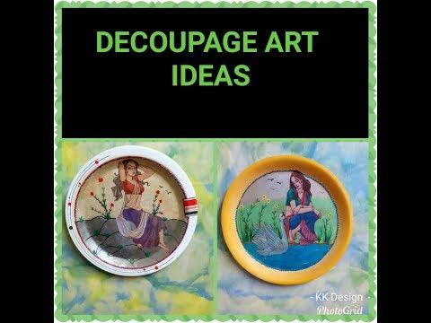 DECOUPAGE ART IDEAS