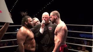 Island Fights 42: Nicholson vs Barnett