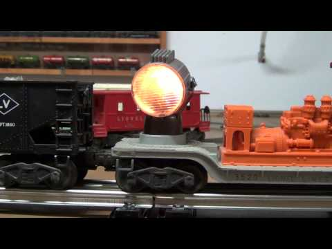 Post War Lionel Sets - 1467W with 2032 Erie Alco AA's