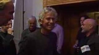 Genesis - Backstage Interview - MOJO Honours List 2008