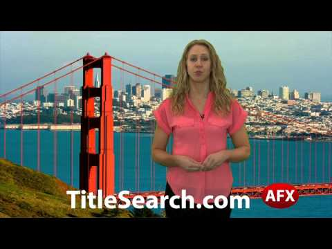 Property Title Records In Solano County California | AFX