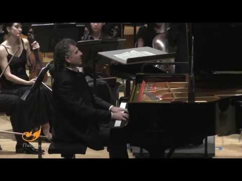 Chopin Piano Concerto No.2 Thailand Philharmonic Orchestra - Lambis Vassiliadis, piano