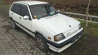 Review singkat mobil 10jutaan Suzuki Forsa