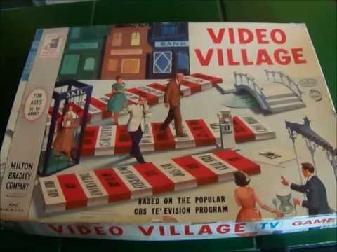 Vintage 1960s Board Games : EBTH  1960 Board Games List
