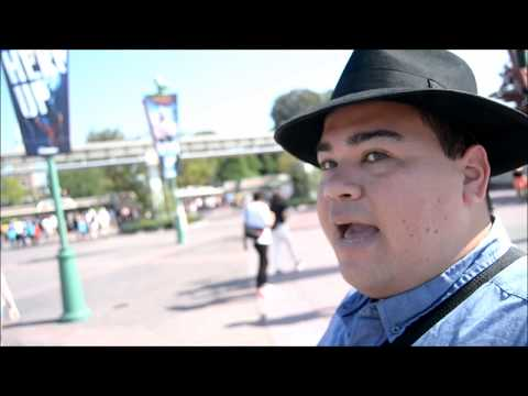 Disneyland History Today vlog #2 - Railroad, Party Line, Drinking Fountain