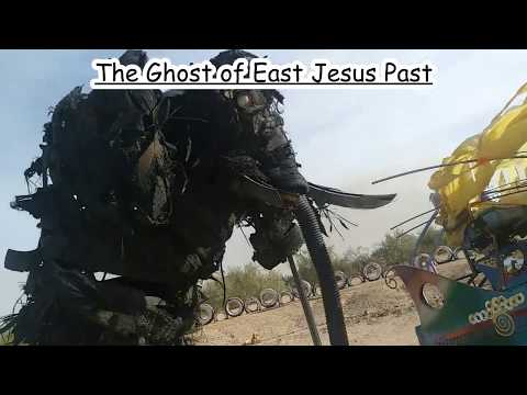 The Ghost of East Jesus Past