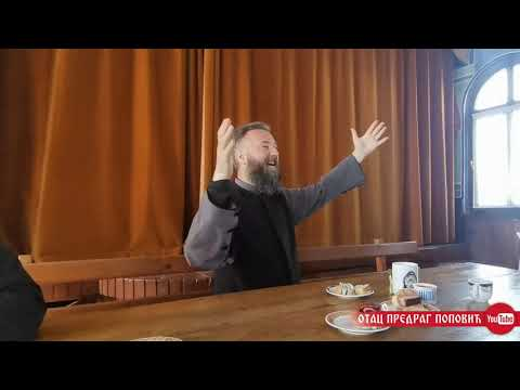 Домаћини у кући (свету) - Oтац Предраг Поповић