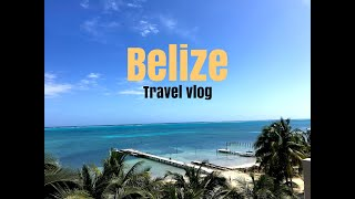Belize 2019 Travel Vlog 4K - San Ignacio, San Pedro, Caye Caulker and Swimming with Sharks!