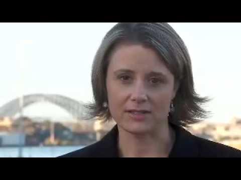 Introduction from Kristina Keneally- Cruise Passenger Terminal