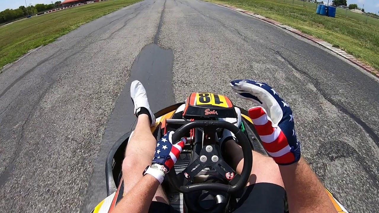 Dallas Karting Complex >> Kart Race 2 Of 4 At Dallas Karting Complex