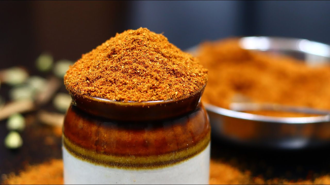 BIRIYANI MASALA POWDER RECIPE !| BEST HOMEMADE BIRIYANI MASALA RECIPE | BIRIYANI |