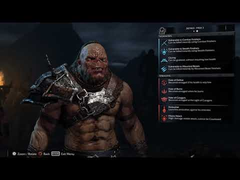 Shadow of Murder - Middle earth™  Shadow of Mordor™   Game of the Year Edition |