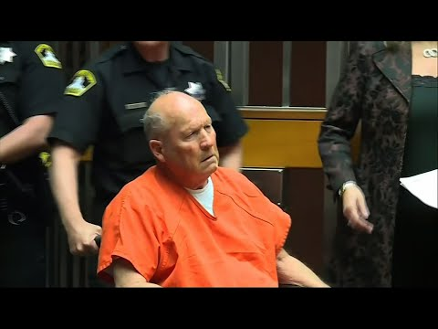 Golden State Suspect Formally Charged in Court