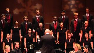 "USC Chamber Singers: ""Little Tree"" by Eric Whitacre"