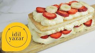 Milföy Pastası Tarifi | ASMR | Mutfağın Sesi