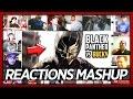 BLACK PANTHER vs BUCKY (Captain America: Civil War) Reaction's Mashup