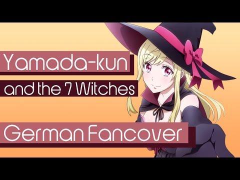 Yamada-kun to 7-nin no Majo - Kuchizuke Diamond [German Fancover]