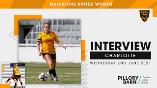 MUFC Women: Interview With Charlotte