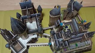 [큐빅펀] 3D 입체퍼즐 - 호그와트 대연회장 + 천문…