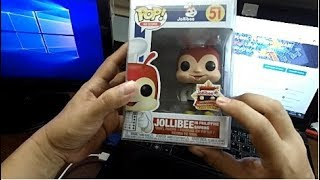 Unboxing the Jollibee in Philippine Barong Funko Pop | Funko Smell Test
