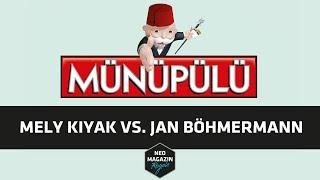 Münüpülü - Mely Kiyak vs. Jan Böhmermann | NEO MAGAZIN ROYALE mit Jan Böhmermann - ZDFneo
