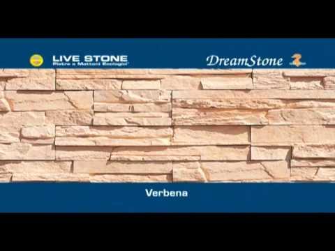 Live stone linea dream stone pietre e mattoni ecologici for Mattoni e pietra americani