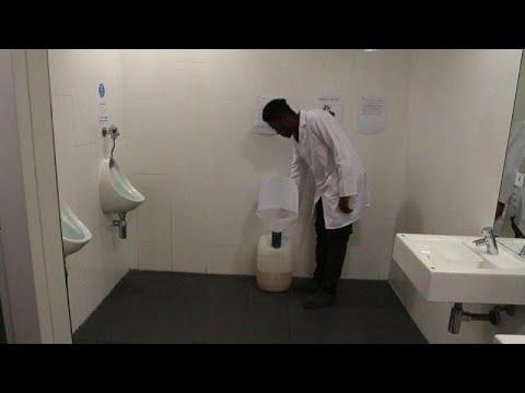 شاهد: علماء في جنوب أفريقيا يحولون البول إلى طوب بيولوجي …  - نشر قبل 29 دقيقة