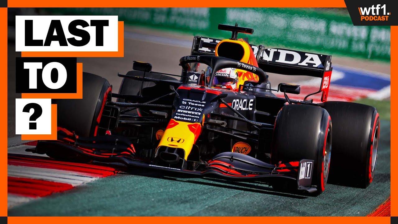 Download Where Will Verstappen Finish The Russian Grand Prix? WTF1 Podcast