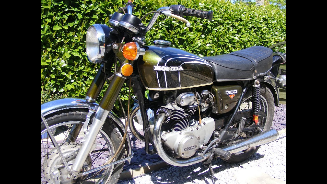 honda cb350 k4 early 70s honda cb350 k4 early 70s