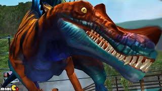 Legendary Dino Dimetrodon Challenge - Jurassic World The Game!