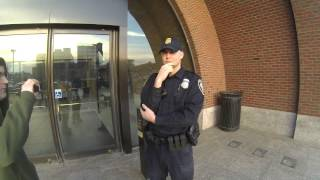 DHS says no cameras at the Moakley Courthouse