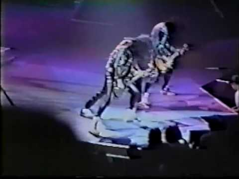 Kiss: Lubbock, TX 1990-05-04