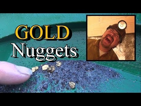 FULL DAY MINING !!! For Gold Nuggets, Flakes and Fines . Ask Jeff Williams