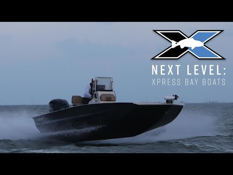 Bay Boats by Xpress