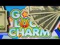 BIG WIN!!! LIVE PLAY and Bonus on Good Luck Charm Slot Machine