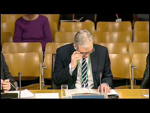 Education and Culture Committee - Scottish Parliament: 4th March 2014